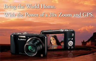 Panasonic Lumix DMC-TZ30, Panasonic Lumix