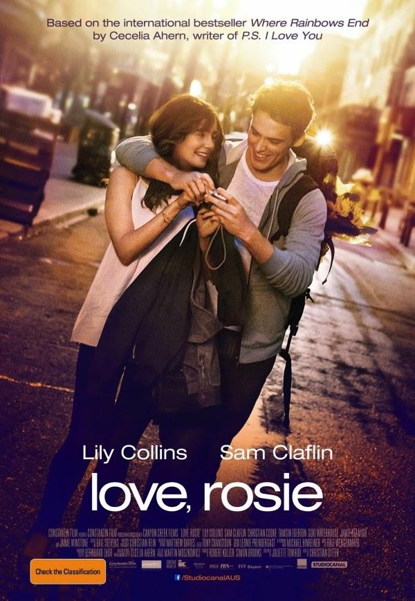 სიყვარულით, როზი (ქართულად) - Love, Rosie / С любовью, Рози (2014)