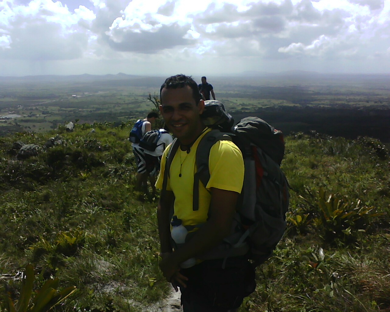 Trilha e Rapel - Serra de Itabaiana