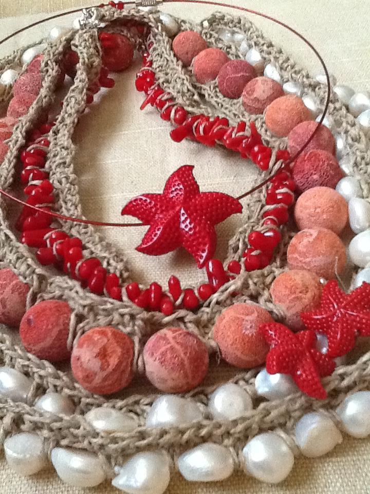 Popurri regalos decoraci n complementos collares - Complementos de bisuteria ...