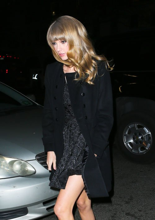 Celeb Diary Taylor Swift One Direction After Party At