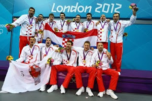 Croatia  Olympic winner London 2012