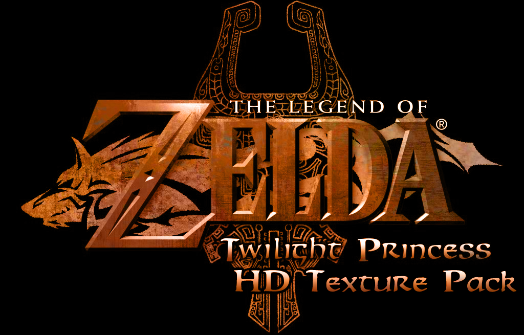 Zelda Twilight Princess HD Texture