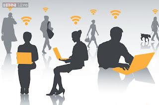 Rebutan Wifi