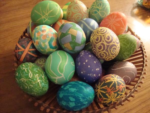Tips on Easter Egg Table Decoration Ideas » HomeDesignPics.com