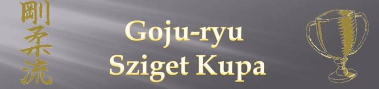 Goju-ryu Sziget Kupa