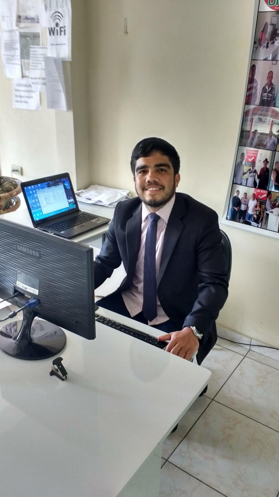 Novo Advogado da UMB Sertão