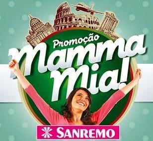 Promoção Mamma Mia Sanremo