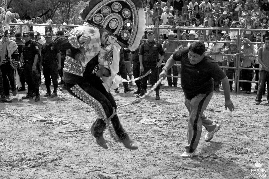 Baile del Vaquero Nuevo de San Pedro Ixtlahuaca Oaxaca