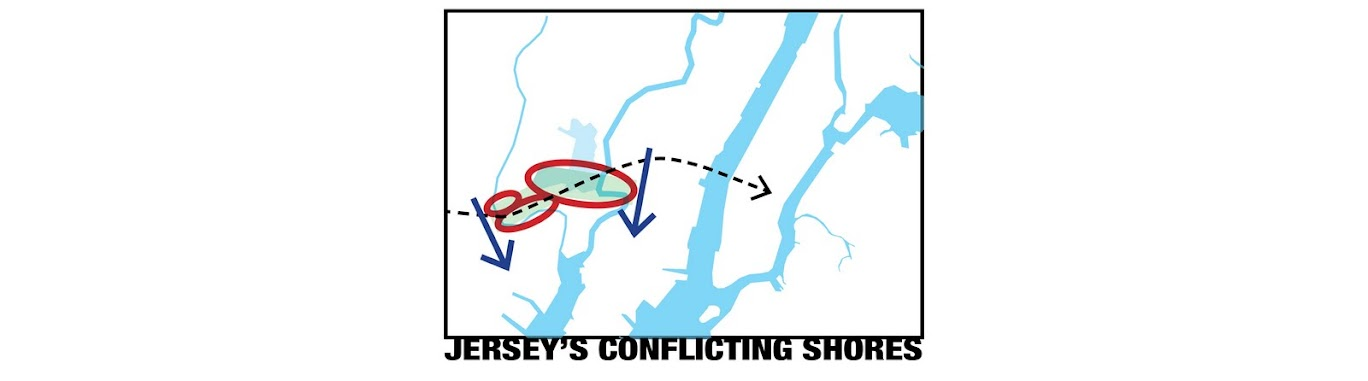 Jersey's Conflicting Shores