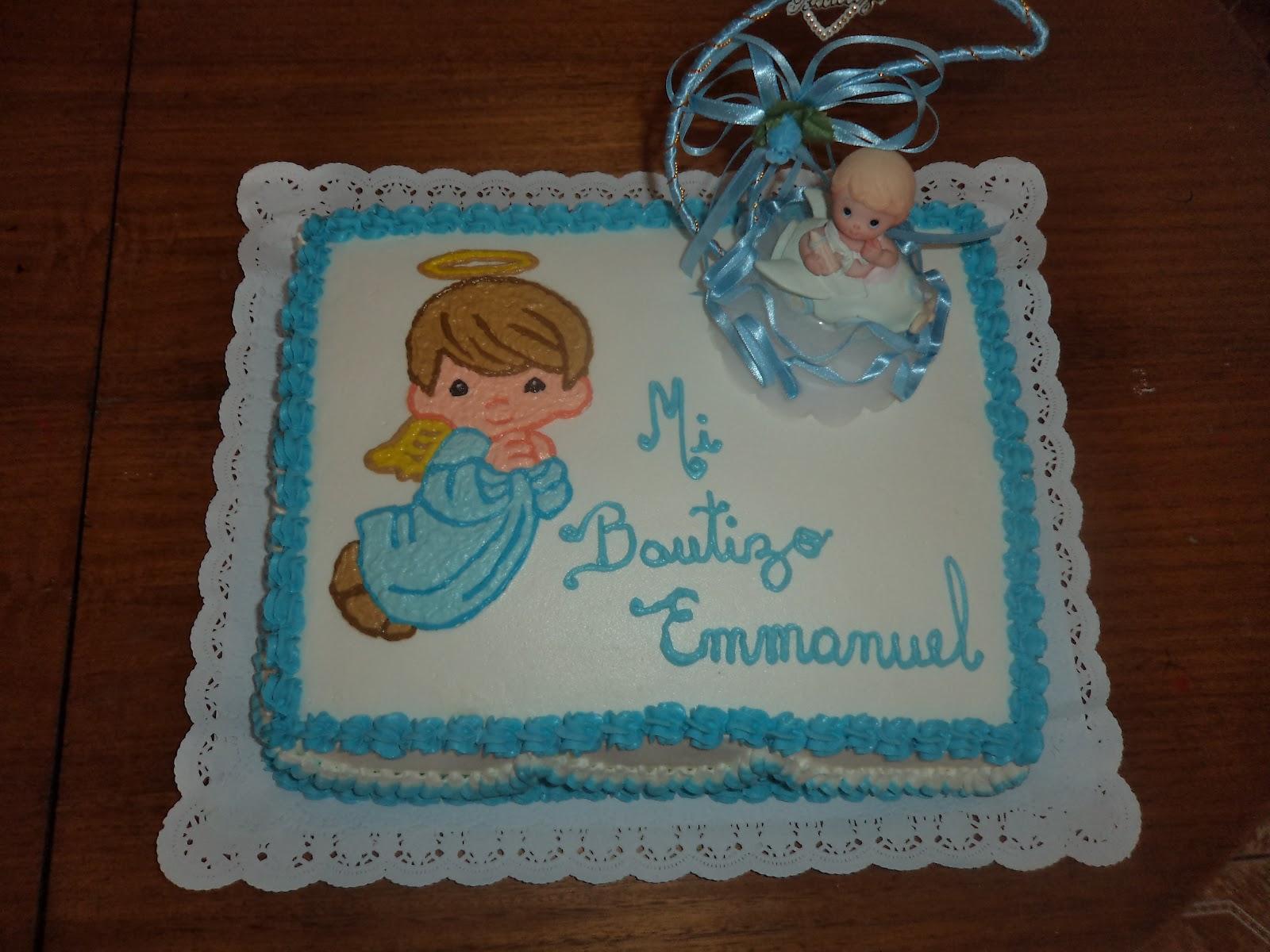 de pasteles de bautizo - Imagui