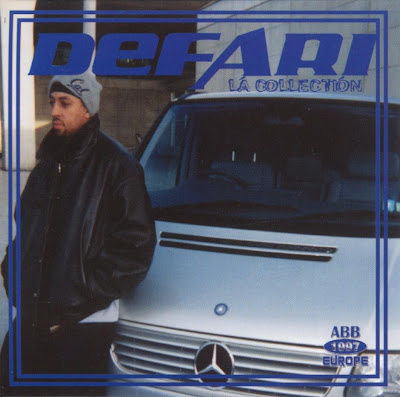Defari – LA Colletion EP (CD) (2002) (320 kbps)