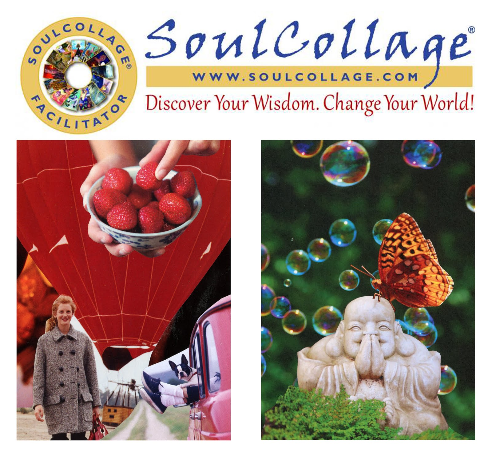 SoulCollage® is a Creative Self-Care Practice