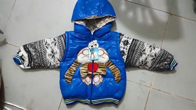 Thanh lý áo khoác trẻ em TL101