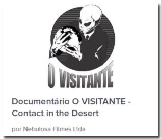Projeto O Visitante - Nebulosa Filmes