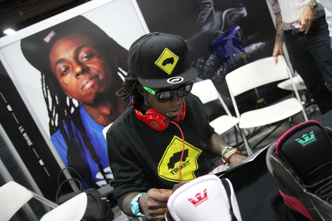 too much music lil wayne launches his own line of beats