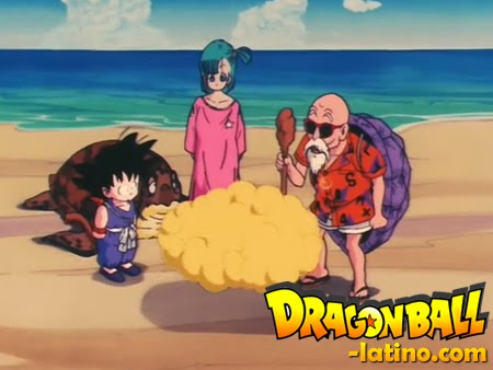 Dragon Ball capitulo 3