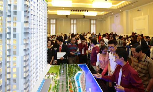thị trường bất động sản 2015