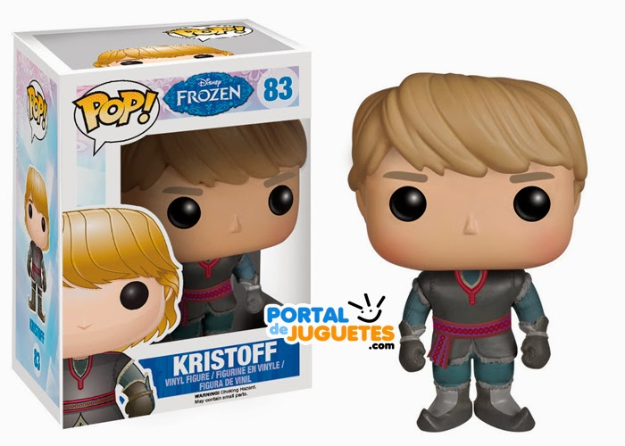 figura kristoff frozen funko