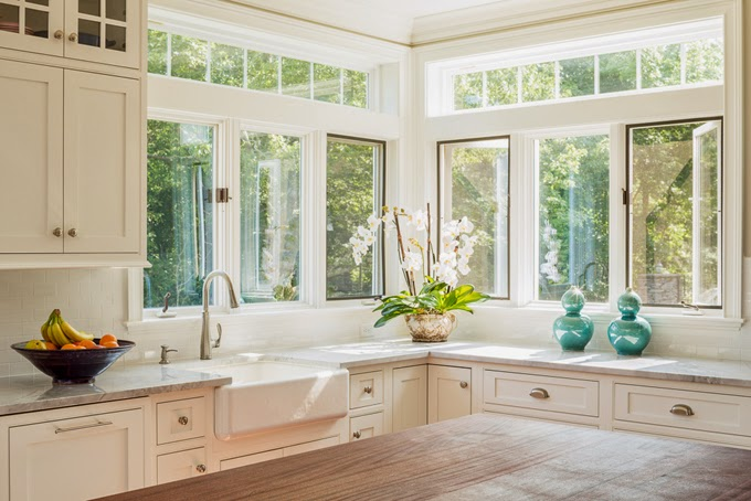 house of turquoise maine coast kitchen design
