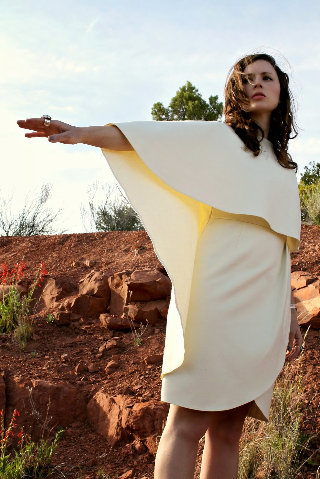 Spring 2015 Eco Fashion Week - Murva Design