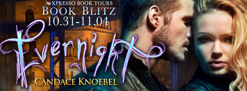 Book Blitz: Evernight By Candace Knoebel