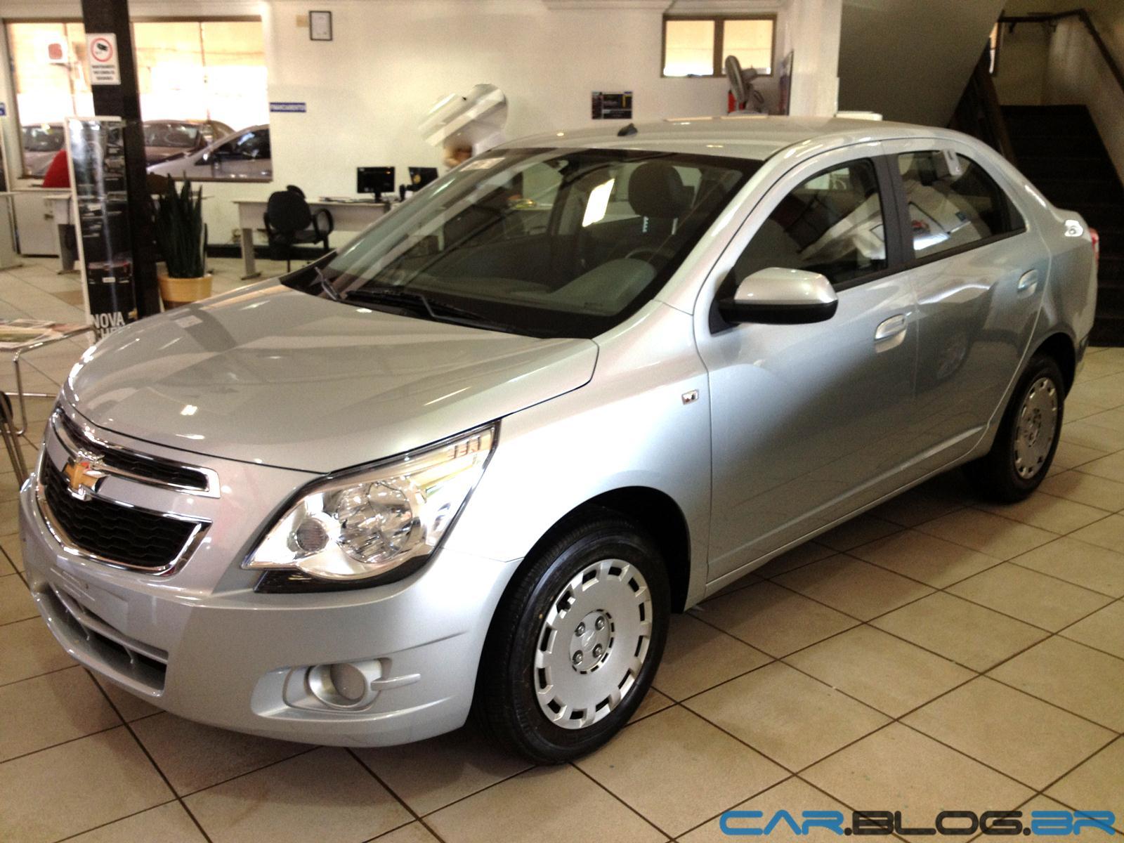 Chevrolet cobalt lt 2013 prata polaris