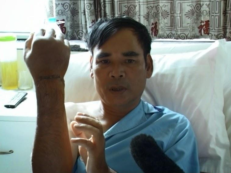 Gia Lai: Khẩn trương làm rõ vụ 'lâm tặc' đánh trọng thương cán bộ Kiểm lâm
