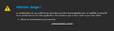 about:config de Firefox