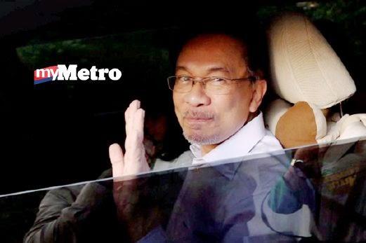 Keputusan Mahkamah: Kes Liwat Anwar Ibrahim II dan Nukilan Syukur Saiful Bukhari