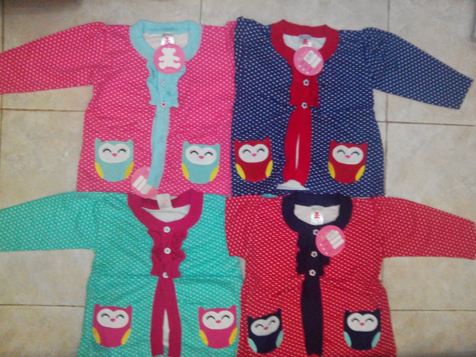 Jual Baju Bayi Usia 0 Anak Minion Biru