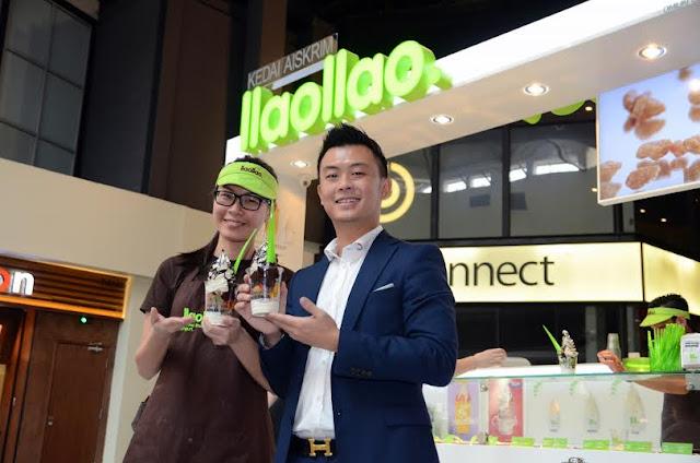 Ilaollao Cetus Budaya Yogurt Serba Baru di Malaysia