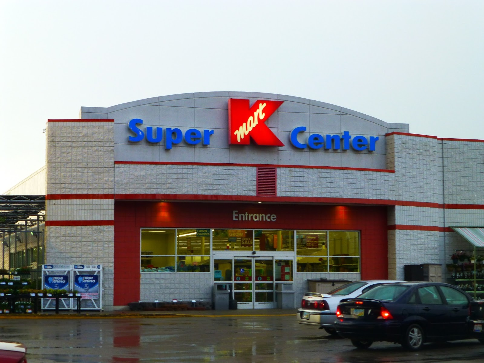 Super Kmart Center - groceries, clothing, electronics, toys, and so much more! Come see our fresh deli, bakery, produce, and meat departments.