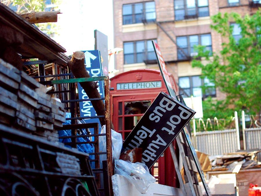Demolition Depot in Business Insider