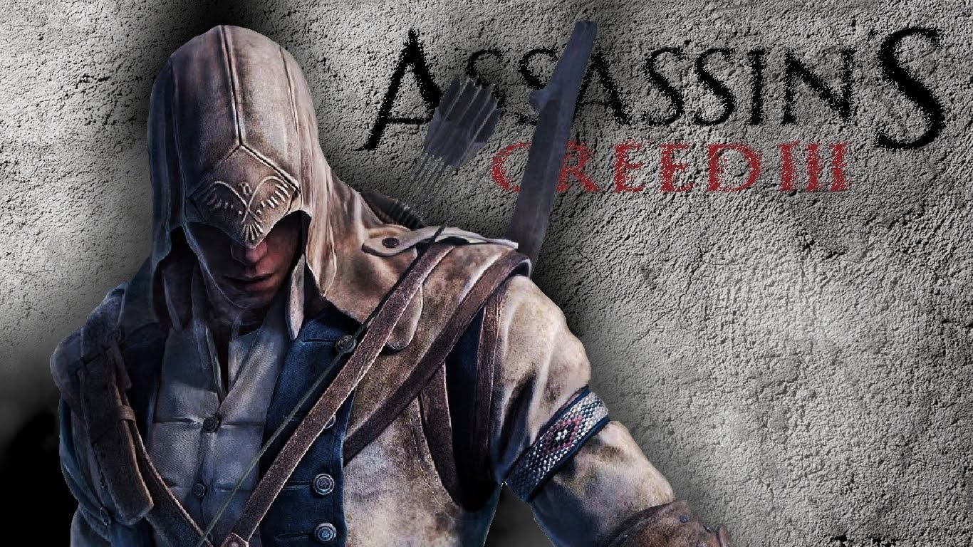 assassins creed 3 wallpapers 1366x768