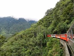 Ministério seleciona projetos para implantação do Trem Pé Vermelho
