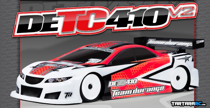 Team Durango DETC410v2 touring car kit