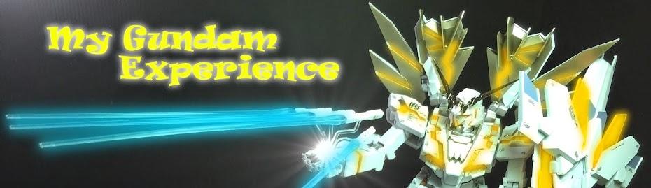 My Gundam Experience