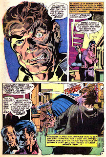 Batman v1 #234 dc comic book page art by Neal Adams