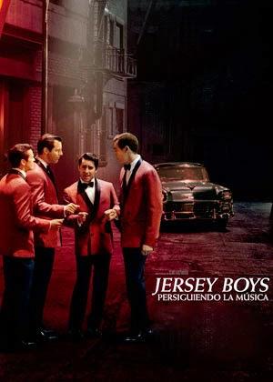 Jersey Boys Persiguiendo la Musica