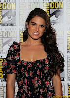 Nikki Reed Press conference for The Twilight Saga Breaking Dawn Part 1 at Comic Con