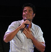 Chayanne mide 1,87 metros