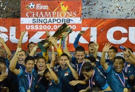 "Juara Bertahan ""Singapura"" Siap Tempur di Piala AFF 2014"