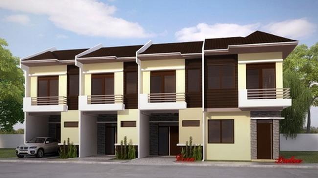 Mandaue City Cora Model Antonio Ville 2 Storey Townhouse