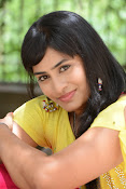 Aparna Glam pics in yellow top-thumbnail-15