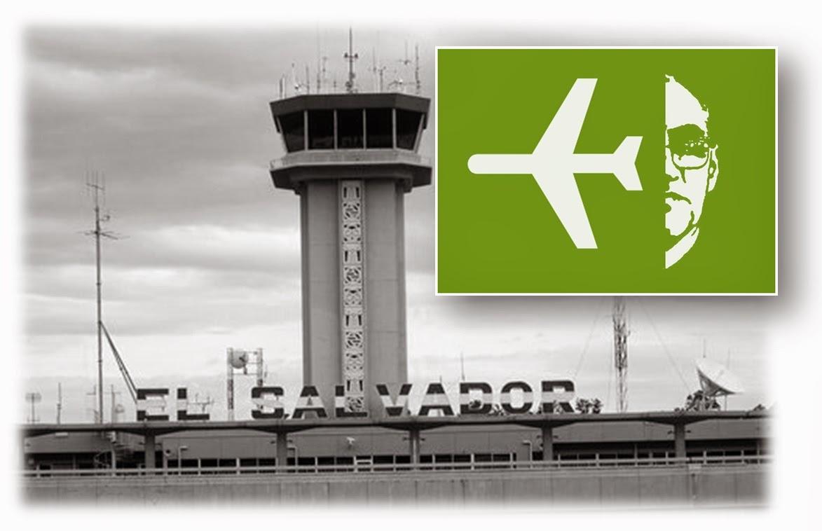 Aeropuerto Internacional Oscar Romero as well Noticias additionally  on oscar arnulfo romero arzobispo con periodistas