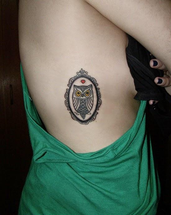 Tatuajes de búhos significado e ideas originales