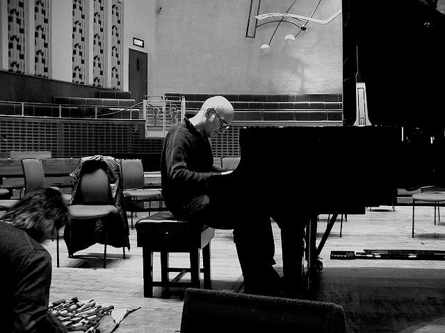 Ludovico Einaudi Radio 1 Piano Sessions