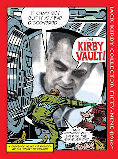 Jack Kirby Collector #59