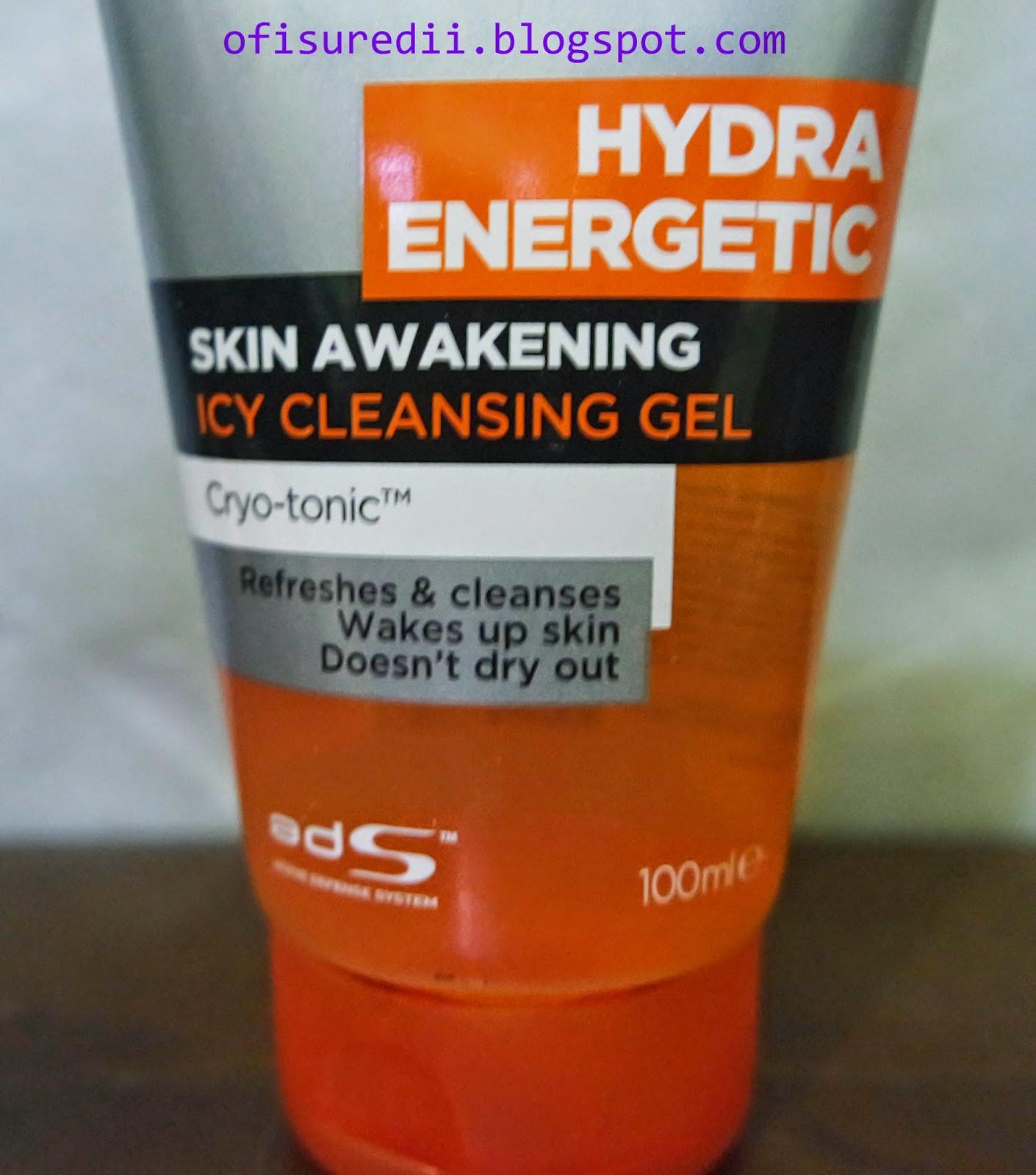 Kebayang ga kalau dari namanya skin awakening icy cleansing gel the name describes exactly jadi sabun muka ini memiliki sensasi yang dingin di muka dan